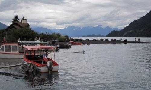 Todos los Santos Lake Chile