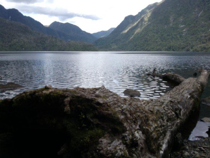 Sargazo lagoon Chile Patagonia Southern Land Expeditions