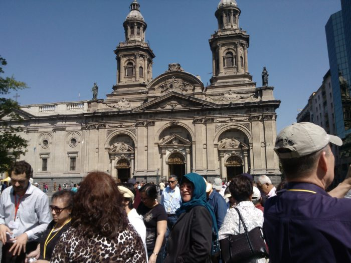 Cathedral of Santiago Chile Patagonia Southern Land Expeditions