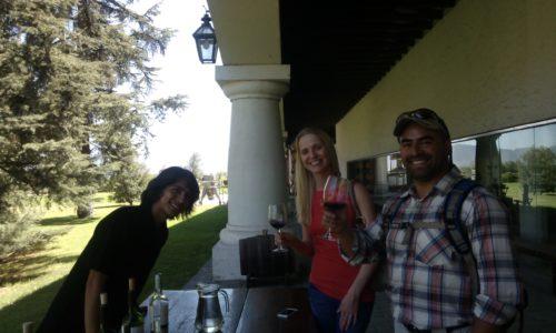 Undurraga winery - Salud! Chile