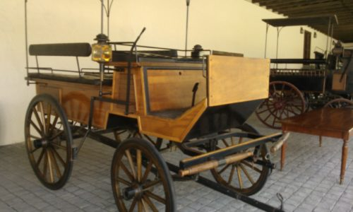 Undurraga vineyard collection of carriages Chile