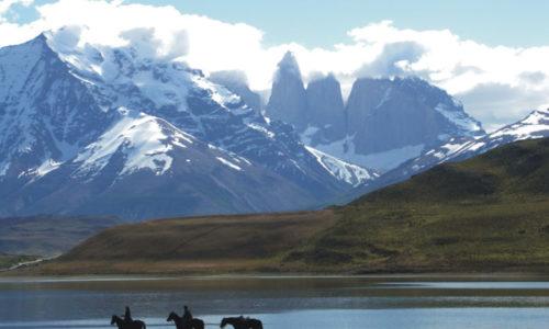 Amarga lagoon Patagonia Chile Patagonia Southern Land Expeditions