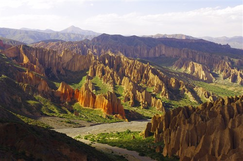 Tupiza landscape Bolivia