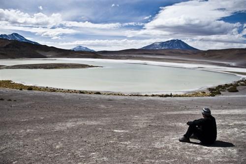 Honda lagoon Bolivia